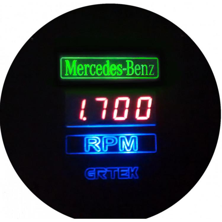 Conta Giro Mercedes Benz - Painel Pollak